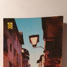 Cartoline: N°619 SEO DE URGEL/ CALLE SANTA MARIA/ SIN CIRCULAR / REF. (D.37). Lote 214512025