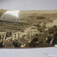 Postales: MAGNIFICA ANTIGUA POSTAL EXCLUSIVAS JUAN VIVES,VISTAS DE MIRAVET TARRAGONA. Lote 214737831