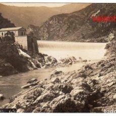 Postales: EXTRAÑA Y ANTIGUA POSTAL. EL PASTERAL, CELLERA DE TER, GIRONA. CIRCULADA 1922 PT. Lote 214875517