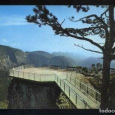 Postales: SALDES. *PEDRAFORCA. BALCÓ DEL COLL DE LA CABANA* ED. CLISÉ FOTO CINE LUIGI Nº 1144. CIRCULADA 1976.. Lote 10447633