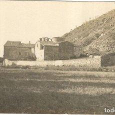 Postales: POSTAL FOTOGRAFICA DE CASTELLFULLIT DE RIUBREGÓS - VISTA LATERAL - SIN CIRCULAR.. Lote 215593633