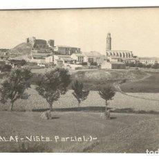 Postales: POSTAL FOTOGRAFICA - CALAF - VISTA PARCIAL. SIN CIRCULAR.. Lote 215895960