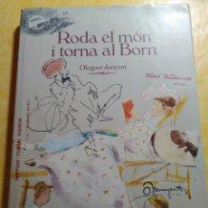 Postales: RODA EL MÓN I TORNA AL BORN, PYMY 8. Lote 216469447