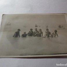 Postales: MAGNIFICA ANTIGUA POSTAL DE CALAFELL DEL 1927. Lote 216743086