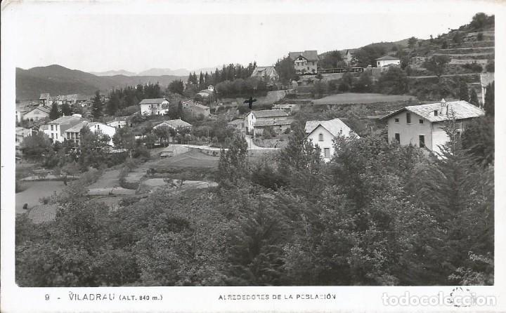 VILADRAU-GIRONA (Postales - España - Cataluña Moderna (desde 1940))