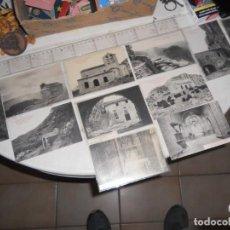 Postales: COLECCION 11 POSTALES ANTIGUAS AÑOS 20 SANTUARI DE MONTGRONY SIN CIRCULAR. Lote 216897063