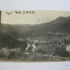 Postales: FIGARO-VALLE-J.F. VICH-FOTOGRAFICA-POSTAL ANTIGUA-(73.847). Lote 217035992