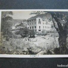 Postales: FIGARO-CONGOST HOTEL-RICART FOTOGRAFICA-POSTAL ANTIGUA-(73.882). Lote 217040493