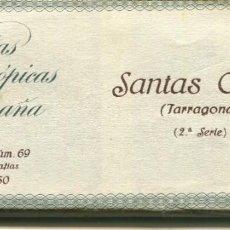 Postales: LOTE 15 FOTOGRAFÍAS SANTAS CREUS-ESTEREOSCÓPICAS-2ª SERIE--. Lote 217073987