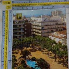Postais: POSTAL DE BARCELONA. AÑO 1987. CALELLA, EL MARESME. 85 ESCUDO ORO. 2503. Lote 217639100