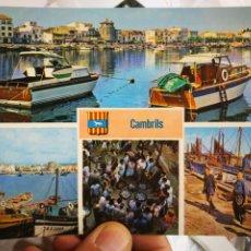Postales: POSTAL CAMBRILS N 50334 CYP S/C. Lote 218020753