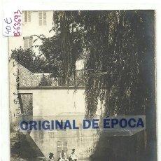 Postales: (PS-63693)POSTAL FOTOGRAFICA DE FIGARO-FUENTE DE LA CASA ANTICH.FOTO PALMAROLA. Lote 218114367