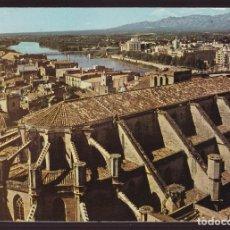 Postales: TORTOSA. *VISTA DESDE LA ZUDA* ED. GIF - FOTO DAUFI Nº 61. CIRCULADA 1976.. Lote 218218317