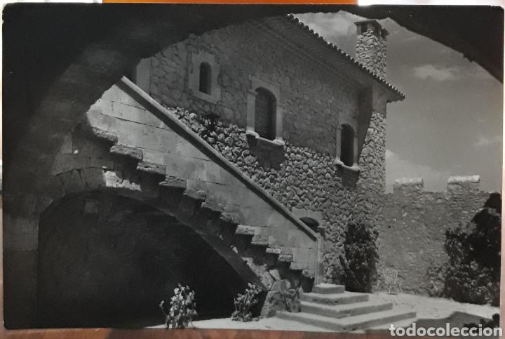 POSTAL N°7 HOSTAL DE LOS REYES DE ARAGÓN RODA DE BARÁ COSTA DORADA TARRAGONA (Postales - España - Cataluña Moderna (desde 1940))