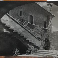 Postales: POSTAL N°7 HOSTAL DE LOS REYES DE ARAGÓN RODA DE BARÁ COSTA DORADA TARRAGONA. Lote 218370102