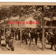 Postales: SABADELL .- SANTUARI DE NOSTRA SENYORA DE LA SALUT , FESTA DE L'APLEC .- MUMBRU. Lote 218437310