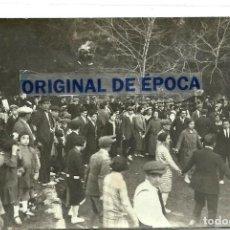 Postales: (PS-63698)POSTAL FOTOGRAFICA DE TARRAGONA???-SARDANAS.FOTO CHINCHILLA. Lote 218451356