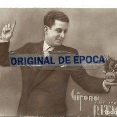 Postales: (PS-63699)POSTAL FOTOGRAFICA DE GIRONA-EL SEUS RITMERS. Lote 218451382