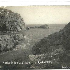 Postales: (PS-63700)POSTAL FOTOGRAFICA DE ESTARTIT-PUNTA DE LAS SALINAS.V.FARGNOLI. Lote 218451412