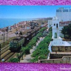 Postais: MALGRAT DE MAR HOTEL SORRA D'OR VIS COLOR 1965 SERIE MALGRAT 481 SIN USAR. Lote 218477228