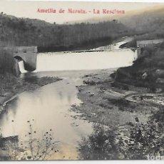 Postales: POSTAL DE AMETLLA DE MEROLA - LA RESCLOSA .. Lote 218498193