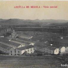 Postales: POSTAL FOTOGRÁFICA DE AMETLLA DE MEROLA - VISTA PARCIAL .. Lote 218498310