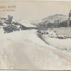 Postales: POSTAL 4 VILADRAU NEVAT - L.ROISIN - FOT,BARCELONA.. Lote 218498805