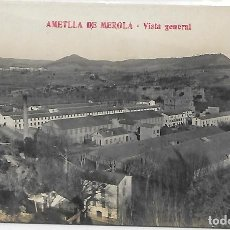 Postales: POSTAL FOTOGRÁFICA ATMELLA DE MEROLA - VISTA GENERAL .. Lote 218499620