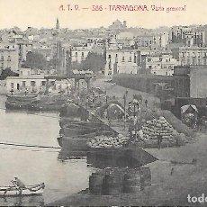 Postales: POSTAL A.T.V. - 386 - TARRAGONA, VISTA GENERAL .. Lote 218501416
