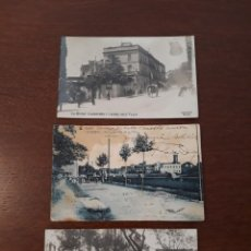 Postales: LOTE DE 3 POSTALES ANTIGUAS DE LA BISBAL (GIRONA). PRIMERA DÉCADA DEL S. XX. CIRCULADAS. Lote 218569665