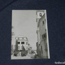 Postales: VISTAS DE BENISANET (TARRAGONA) , JUAN SOLÉ, BUEN ESTADO. Lote 218671480