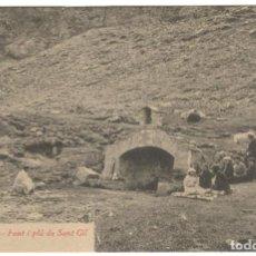 Postales: POSTAL - NURIA - FONT I PLÁ DE SANT GIL, Nº 7 SIN CIRCULAR.. Lote 219028035