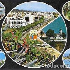 Postais: POSTAL * CALELLA DE MAR * 1968. Lote 220312536