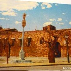 Postales: POSTAL TARRAGONA.-DETALLE PASEO S.ANTONIO. Lote 221170560