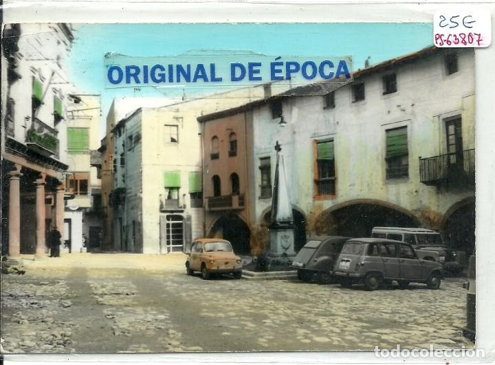 (PS-63807)POSTAL DE ALCOVER(TARRAGONA)-VISTA PARCIAL (Postales - España - Cataluña Moderna (desde 1940))