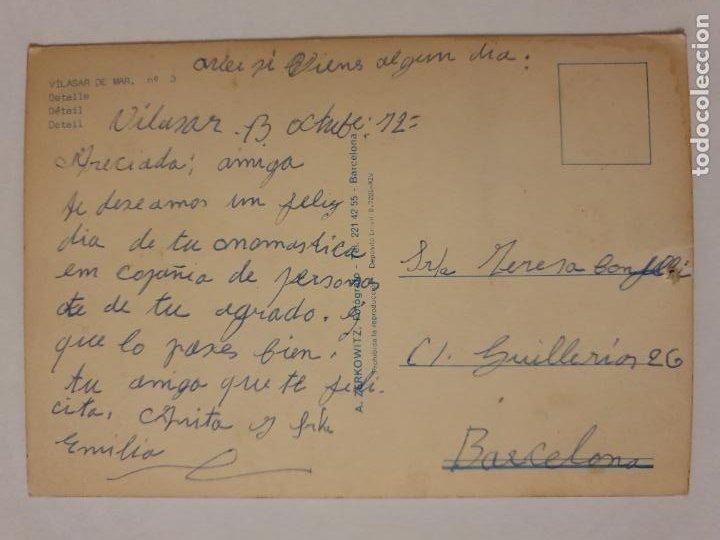 Postales: VILASSAR DE MAR - LMX - MAR2 - Foto 2 - 221515467
