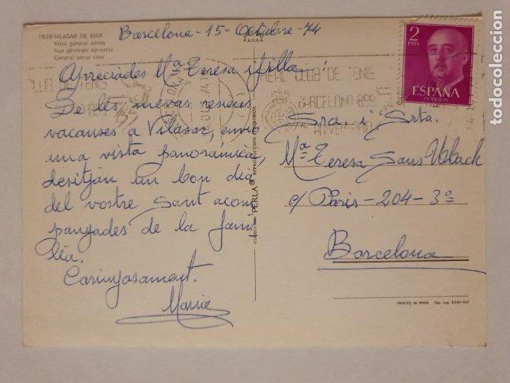 Postales: VILASSAR DE MAR - VISTA GENERAL AÉREA - LMX - MAR2 - Foto 2 - 221515725