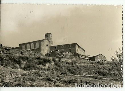 ANTIGUA POSTAL SAN LORENZO DE MORUNYS SANTUARIO DE LORD FOT F Y J BAJONA ESCRITA (Postales - España - Cataluña Moderna (desde 1940))