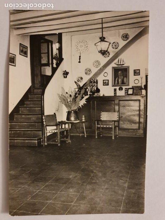CABRILS - HOSTAL DE LA PLAÇA - LMX - MAR2 (Postales - España - Cataluña Moderna (desde 1940))