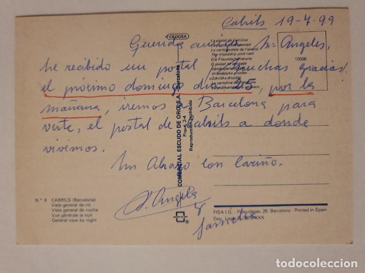 Postales: CABRILS - VISTA GENERAL - LMX - MAR2 - Foto 2 - 221516372