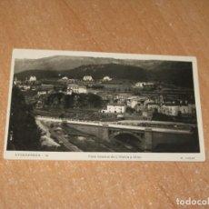 Postales: POSTAL DE AYGUAFREDA. Lote 221602855
