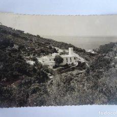 Postales: ANTIGUA POSTAL FOTOGRÁFICA, COSTA BRAVA, BAGUR, ALBERGUE DEL S.E.U., VER FOTOS. Lote 221704332