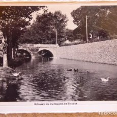 Postales: P-11576. VALLFOGONA DE RIUCORP. SIN CIRCULAR. FOTO L. ROISIN. AÑOS 50.. Lote 221705601
