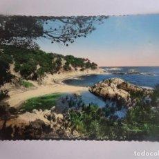 Postales: ANTIGUA POSTAL FOTOGRÁFICA, CALELLA DE PALAFRUGELL ,VER FOTOS. Lote 221711126