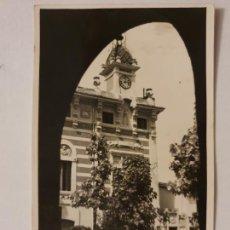 Cartes Postales: SANT PERE DE RIBES - PLAÇA / PLAZA VICTORIA - LMX - PBAR5. Lote 221730153
