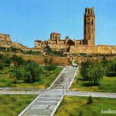 Postales: LERIDA - PLAZA DE LA VICTORIA. Lote 221741130
