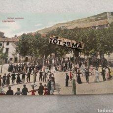 Postales: POSTAL CAMPRODON, SARDANES. Lote 221819251