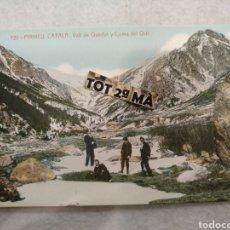 Postales: POSTAL CAMPRODON, VALL DE QUERLAT Y COMA DEL ORRI. Lote 221819821