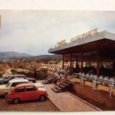Cartes Postales: SANT QUIRZE DE BESORA - VISTA PANORÁMICA - SNACK RESTAURANT EL TÚNEL - SEAT 600 - LMX - PBAR6. Lote 221843411