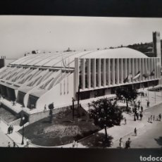 Postales: POSTAL DE BARCELONA. PALACIO MUNICIPAL DE DEPORTES.. Lote 221882913